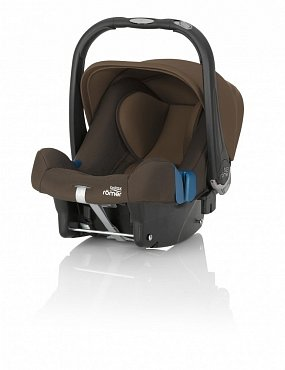 Автокресло BRITAX RÖMER BABY-SAFE+ SHR II Wood Brown