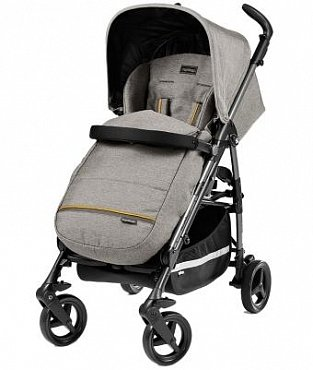 Коляска прогулочная Peg Perego Si completo luxe grey