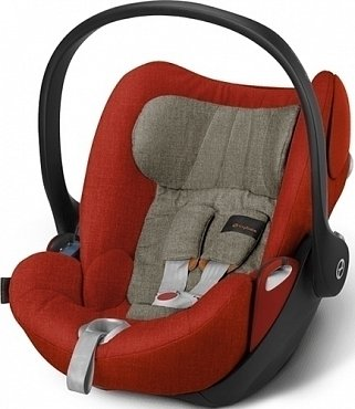 Автокресло Cybex Cloud Q Plus 0-13кг Autumn Gold