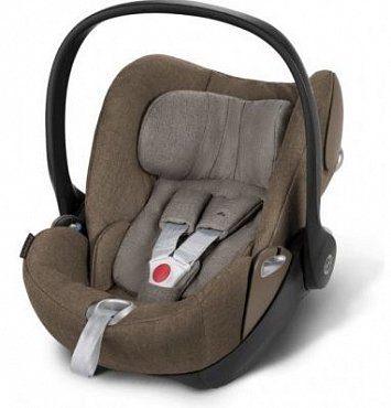 Автокресло Cybex Cloud Q Plus 0-13кг Cashmere Beige