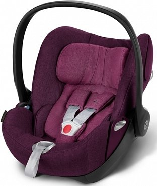 Автокресло Cybex Cloud Q Plus 0-13кг Mystic Pink/