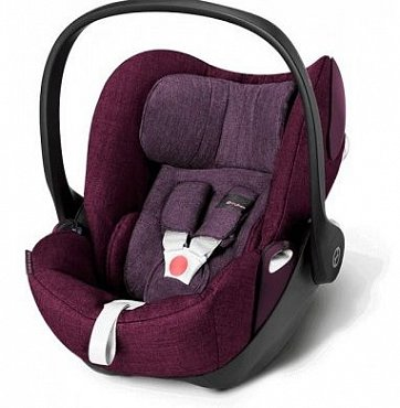 Автокресло Cybex Cloud Q Plus 0-13кг Grape Juice