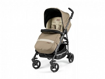 Коляска прогулочная Peg Perego Si completo class beige