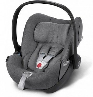 Автокресло Cybex Cloud Q Plus 0-13кг Manhattan Grey